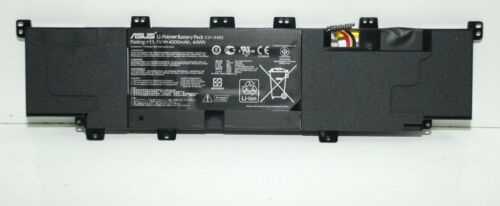 Asus VivoBook S400CA S400 S300C Genuine Battery 4000mAh 11.1V 44Wh C31-X402