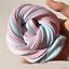 1pcs-Kids-Fluffy-Floam-Slime-Mastic-parfumee-Stress-Relief-argile-enfants-jouets miniature 14