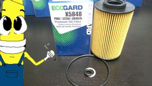 Premium Oil Filter for Hyundai Sonata 3.3L 2009-2010 OE# 26320-3C250 Single