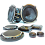 thumbnail 3 - CT Sounds Meso 5.25 Inch 2-Way Car Audio Full Range Component Speakers Set