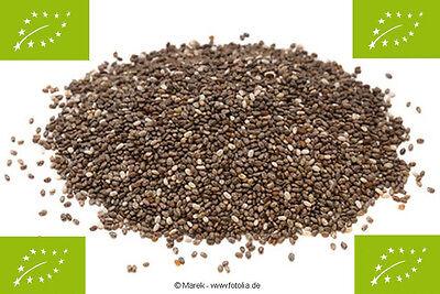 1kg BIO Chia-Samen natur, Chia Samen, Top Qualität