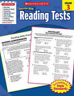Reading Tests, Grade 3 by Scholastic Teaching Resources (Paperback / softback, 2010)