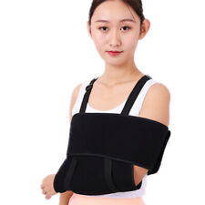 Solace Bracing Black Running Fitness Sports Injury High Pouch Arm Sling Support