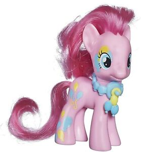 My Little Pony G4 Pinkie Pie Brushable Pegasus Cutie Mark Magic FiM MLP Open Box