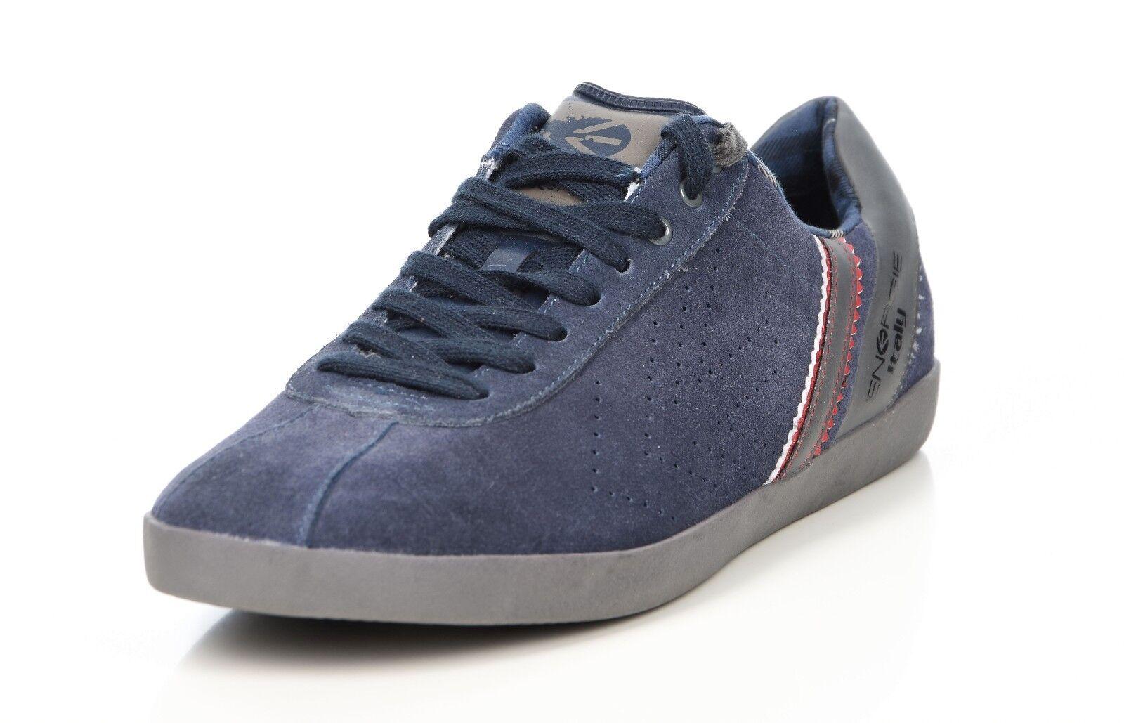 Energía Sixty spa Rome calcetines cortos azul zapatos Men tamaño 42 nuevo h509