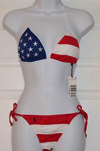 American Flag Bikini Ralph Lauren