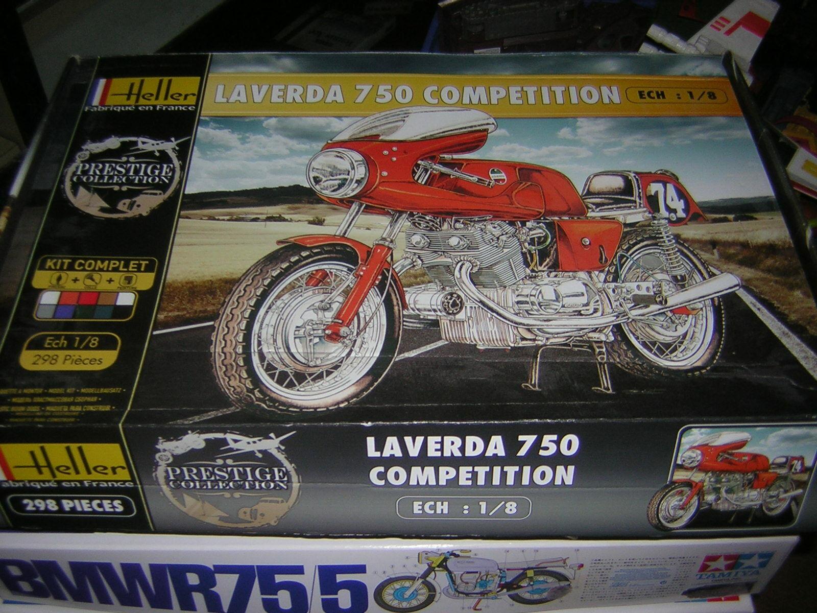 1 8 Laverda 750 Competizione Heller