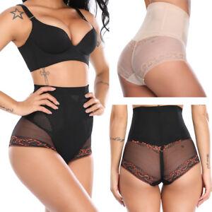 Women-Control-Pants-Seamless-High-Waist-Firm-Tummy-Boned-Body-Shaper-Underwear