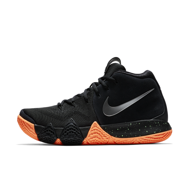 detailing bf622 21613 Nike Hombres Kyrie Irving Irving Irving 4 EP IV zapatillas de baloncesto  Negro 943807-010