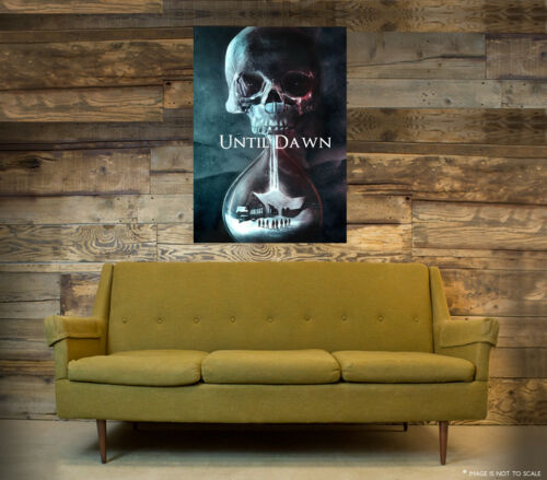 A1 - A5 SIZES UNTIL DAWN COMPUTER GAME GLOSSY WALL ART POSTER PRINT