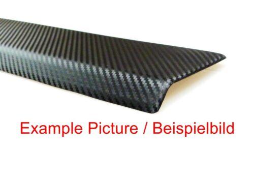 Ladekantenschutz Carbon Optik Original TFS für Mercedes GLC X253 ab 2015