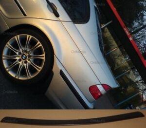 limousine dachspoiler heckscheibenblende f r bmw e46 3er. Black Bedroom Furniture Sets. Home Design Ideas