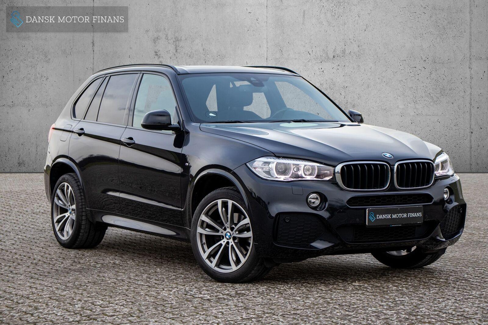 BMW X5 3,0 xDrive30d M-Sport aut. 5d - 639.900 kr.