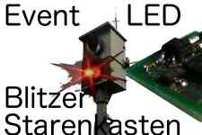 FLASH micro LED mobiler Blitzer Micro Controller gesteuert!Wieecht H0 N Z