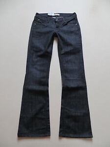 Levi-039-s-572-Booty-Jeans-Hose-W-30-L-32-schwarz-blau-NEU-Dark-Indigo-Denim