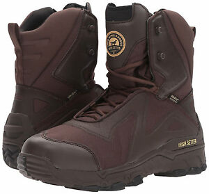 51bfc8de5 8 D Red Wing Irish Setter VAPRTREK men's Insulated Waterproof ...