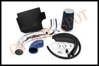 98-03 Chevy S-10 / Gmc Sonoma 2.2l Heatshield Cold Air Intake Blue
