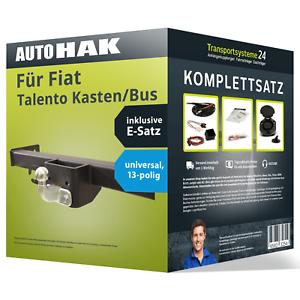 Anhaengerkupplung-starr-fuer-FIAT-Talento-Kasten-Bus-E-Satz-EC-94-20