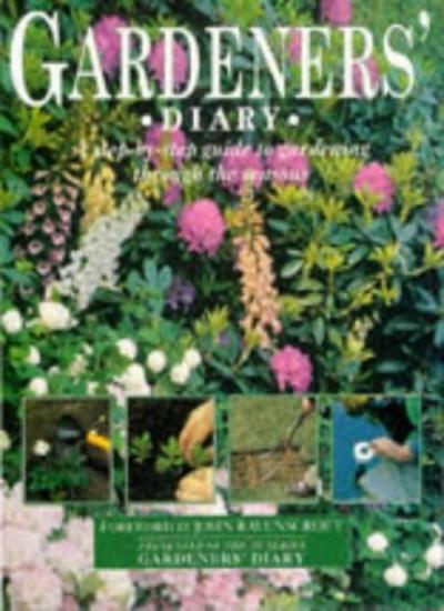 Gardeners' Diary By John Ravenscroft