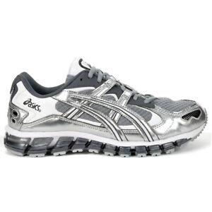 Asics-Gel-Kayano-5-360-feuilles-Rock-Argent-Chaussures-de-course-1021A162-020-NEUF