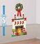 Christmas-amp-Winter-Party-Supplies-Swirls-Honeycomb-Scene-Setters-Snowman-Strings miniatuur 23