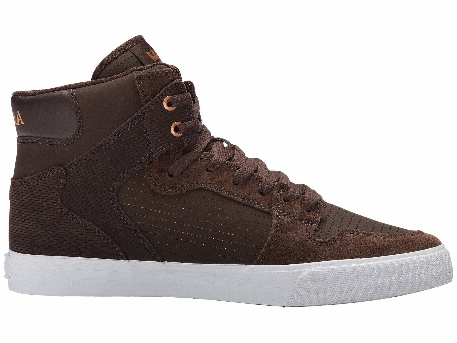 NEW SUPRA VAIDER DEMITASSE COPPER 08206-274 SKATEBOARDING SHOES SHOES SHOES 10 7abd48