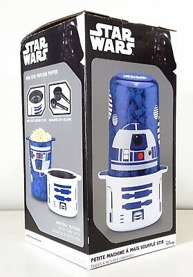 STAR WARS SILICONE MICROWAVE POPCORN POPPER LIMITED EDITION SOLD OUT VHTF