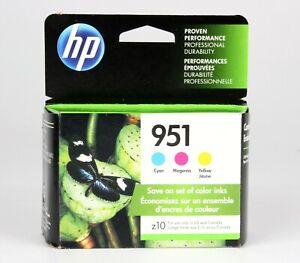 Genuine-HP-951-CR314FN-140-C-M-Y-Ink-Cartridges-Exp-11-2021