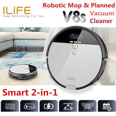 ROBOROCK S50 Vacuum Robot Aspirador Inteligente ControlRemoto 58W LDS APP Blanco