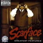 Greatest Features 0075597982909 by Scarface CD
