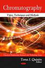 Chromatography: Types, Techniques and Methods by Nova Science Publishers Inc (Hardback, 2010)