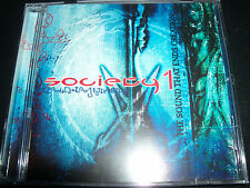 Society 1 ‎– The Sound That Ends Creation CD – Like New