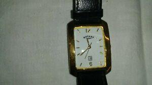 Vintage-Rotary-quartz-wristwatch