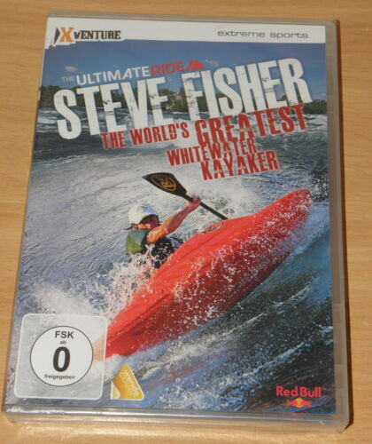1 von 1 - *NEU* The Ultimate Ride: Steve Fisher - The World`s Greatest Whitewater Kayaker