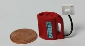 1:12 dolls house miniature modern kitchen jug kettle 8 to choose from.