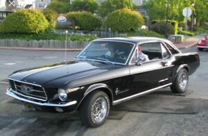 Looking for 60's mustang