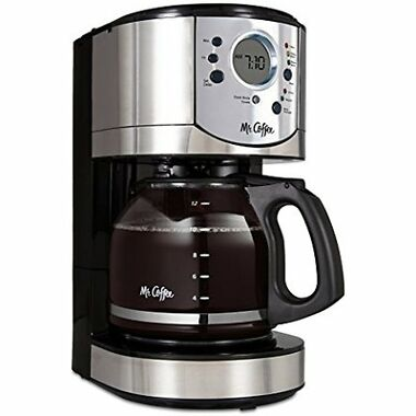 Mr. Coffee 12-Cup Programmable Coffee Brewer