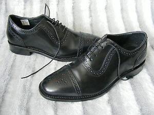 Scarpe in Mens 8 Eu Us Windsor scarpe Uk pelle 5 stringate Samuel 42 2 9 nera 1 5 r10nEUw0Cq