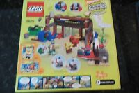 Lego 3825 Spongebob Squarepants Krusty Krab Sealed