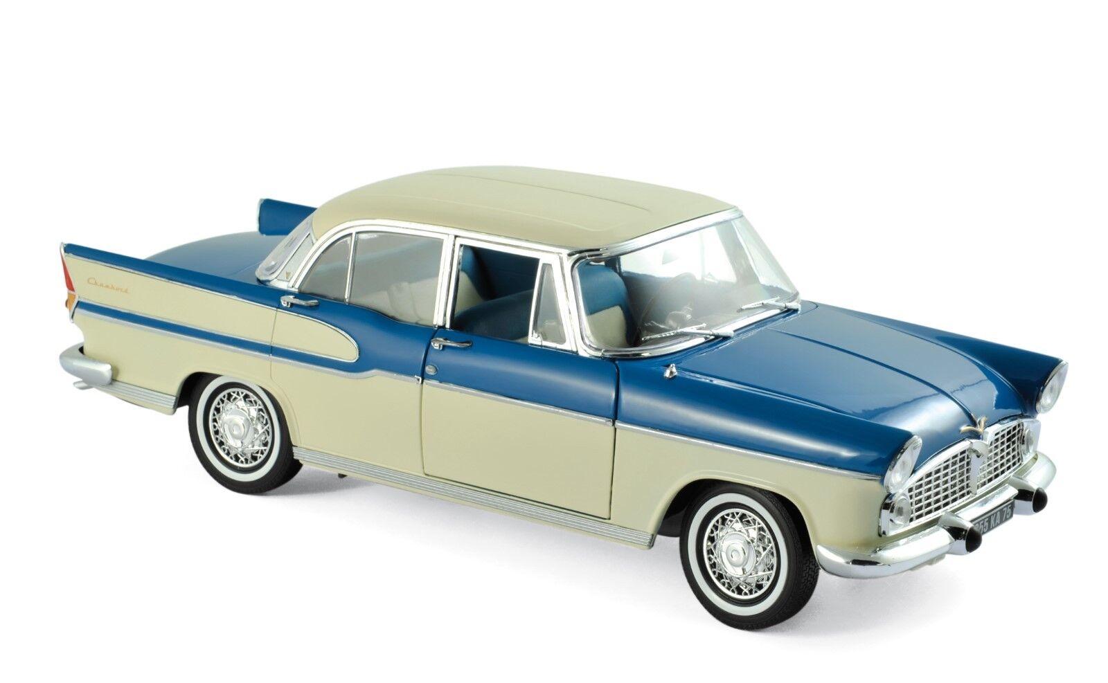 garantizado Simca Vedette Chambord 1960 1 18 norev 185727 nuevo nuevo nuevo & OVP  tienda en linea