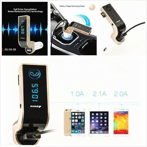 Wireless-Hands-free-Bluetooth-FM-Transmitter-with-Car-Charger-Kit-MP3-Player-AU