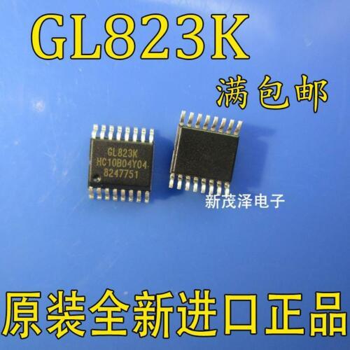50 x GL823K integrated circuit SSOP16 chip