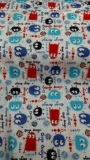 Patriotic Oogas PUL fabric By The Half Yard, diapers, nappys, bibs, puppy pads