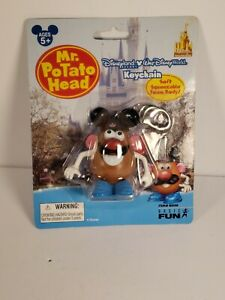 Disneyland-Resort-Keychain-Mr-Potato-Head-Walt-Disney-World-Collectible-Rare-NIP