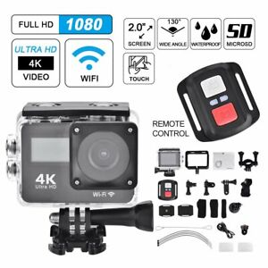 4K-Wifi-HD-Sports-Action-Camera-Cams-Dual-Touch-Screen-GO-PRO-Remote-Waterproof