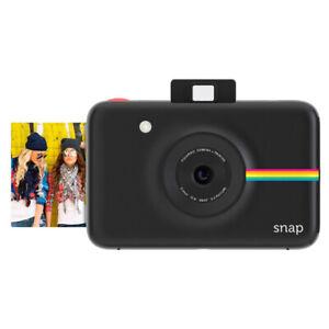 Polaroid SNAP in Schwarz Instant Print Digital Camera Schwarz 10.0MP
