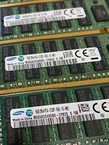 96GB-6x16GB-PC4-17000P-R-DDR4-ECC-Reg-Server-Memory-RDIMM-RAM-for-Dell-R630
