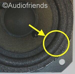 4x-Foam-surrounds-for-speaker-repair-woofer-Bang-amp-Olufsen-C75-CX100-1x-glue