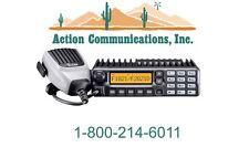 New Icom Ic F2821d 23 Uhf 400 470 Mhz 45 Watt 256 Ch Analog Two Way Radio