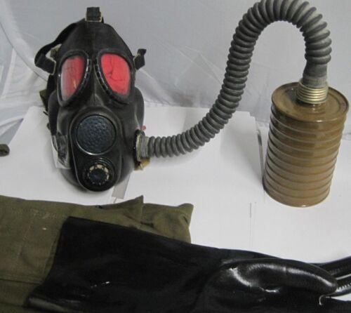 Gasmaske  M10M Fetisch Black Style Filter  Poppers Halloween Dark Room Latex